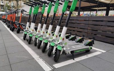 The UK Rules on Electric Scooters